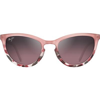 Maui Jim Star Gazing Polarized Sunglasses - Matte Blush/Pink Tokyo/Maui Rose