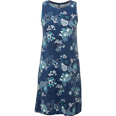 Sherpa Padma Dress - Neelo Blue Print - Women