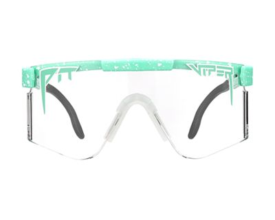 Pit Viper Original Sunglasses - One Size - The Poseidon Night Shades / Clear