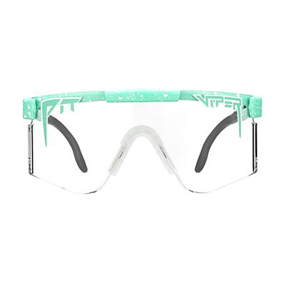 Pit Viper Original Sunglasses - The Poseidon Night Shades / Clear