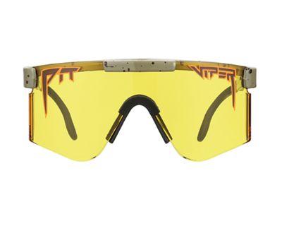 Pit Viper Original Sunglasses - One Size - The Range / Yellow