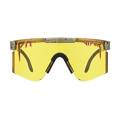 Pit Viper Original Sunglasses - The Range / Yellow