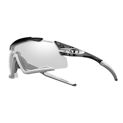 Tifosi Aethon Fototec Sunglasses - Crystal Smoke/White/Light Night Fototec