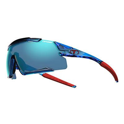 Tifosi Aethon Interchangeable Sunglasses - Crystal Blue/Clarion Blue/AC Red/Clear