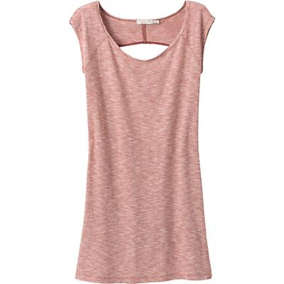Prana Bella Falls Tunic - Liqueur Heather - Women