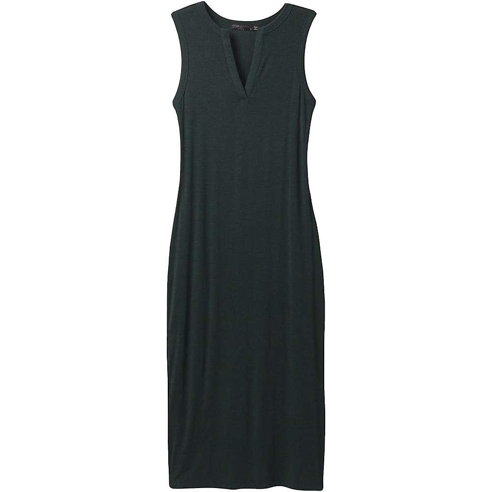 Cheap Prana Womens Foundation Midi Dress - XS - Batik Heather