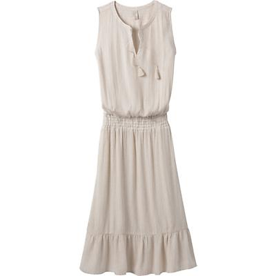 Prana Sentinel Maxi Dress - Bone - Women