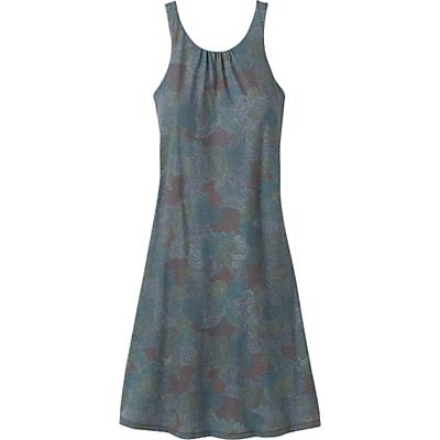 Prana Skypath Dress - Chalkboard Dotty - Women