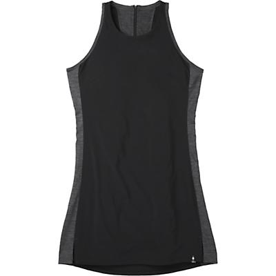 Smartwool Merino Sport Tank Dress - Black - Women