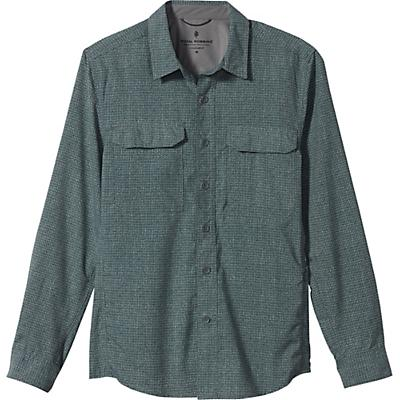 Royal Robbins Global Expedition Print LS Shirt - Tradewinds