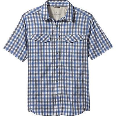 Royal Robbins Travel Light SS Shirt - Cadet