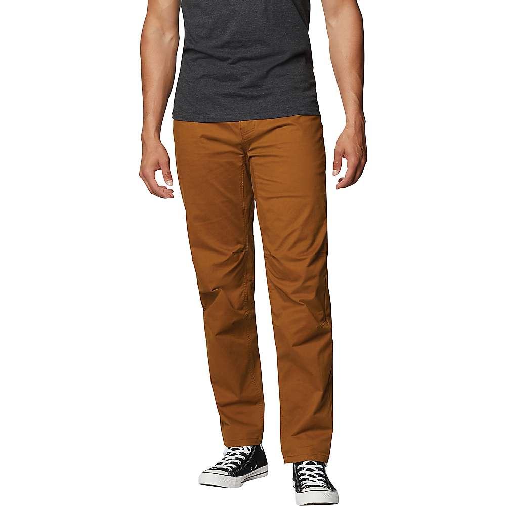 Cheap Mountain Hardwear Mens Cederberg Pant - 42x32 - Golden Brown