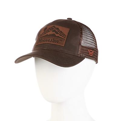 Moosejaw Country Skillet Waxed Canvas Trucker Hat