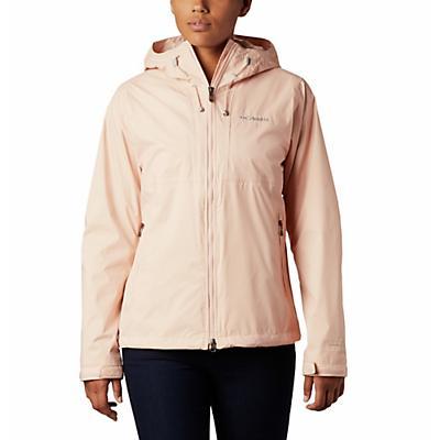 Columbia Big Sandy Creek Jacket - Peach Cloud - Women
