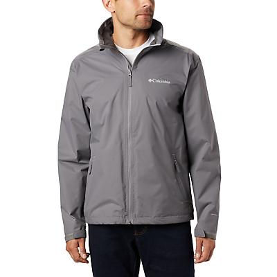 Columbia Bradley Peak Jacket - City Grey - Men