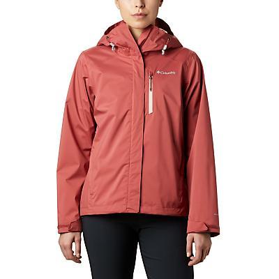 Columbia Cabot Trail Jacket - Dusty Crimson/Peach Cloud Zip - Women