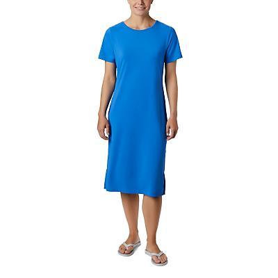 Columbia Freezer Mid Dress - Stormy Blue - Women