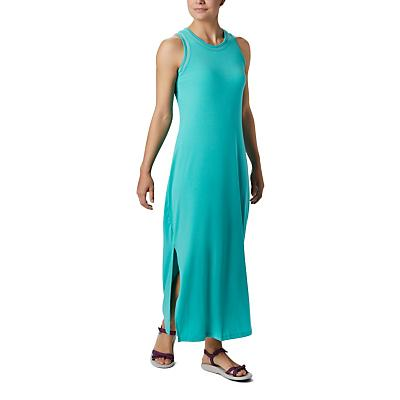 Columbia Slack Water Knit Maxi Dress - Dolphin - Women