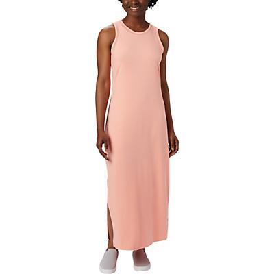 Columbia Slack Water Knit Maxi Dress - Tiki Pink - Women