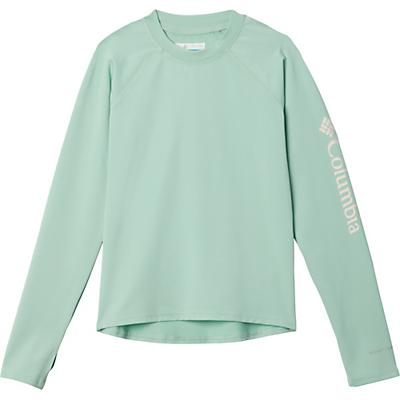 Columbia Youth Sandy Shores LS Sunguard Top - New Mint