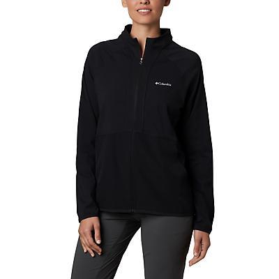 Columbia Bryce Peak Perforated Full Zip Jacket - Black - Women
