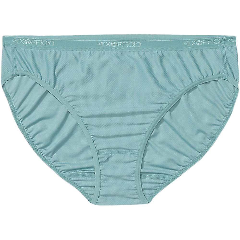 Promos ExOfficio Womens Give-N-Go 2.0 Bikini Brief - Large - Trellis