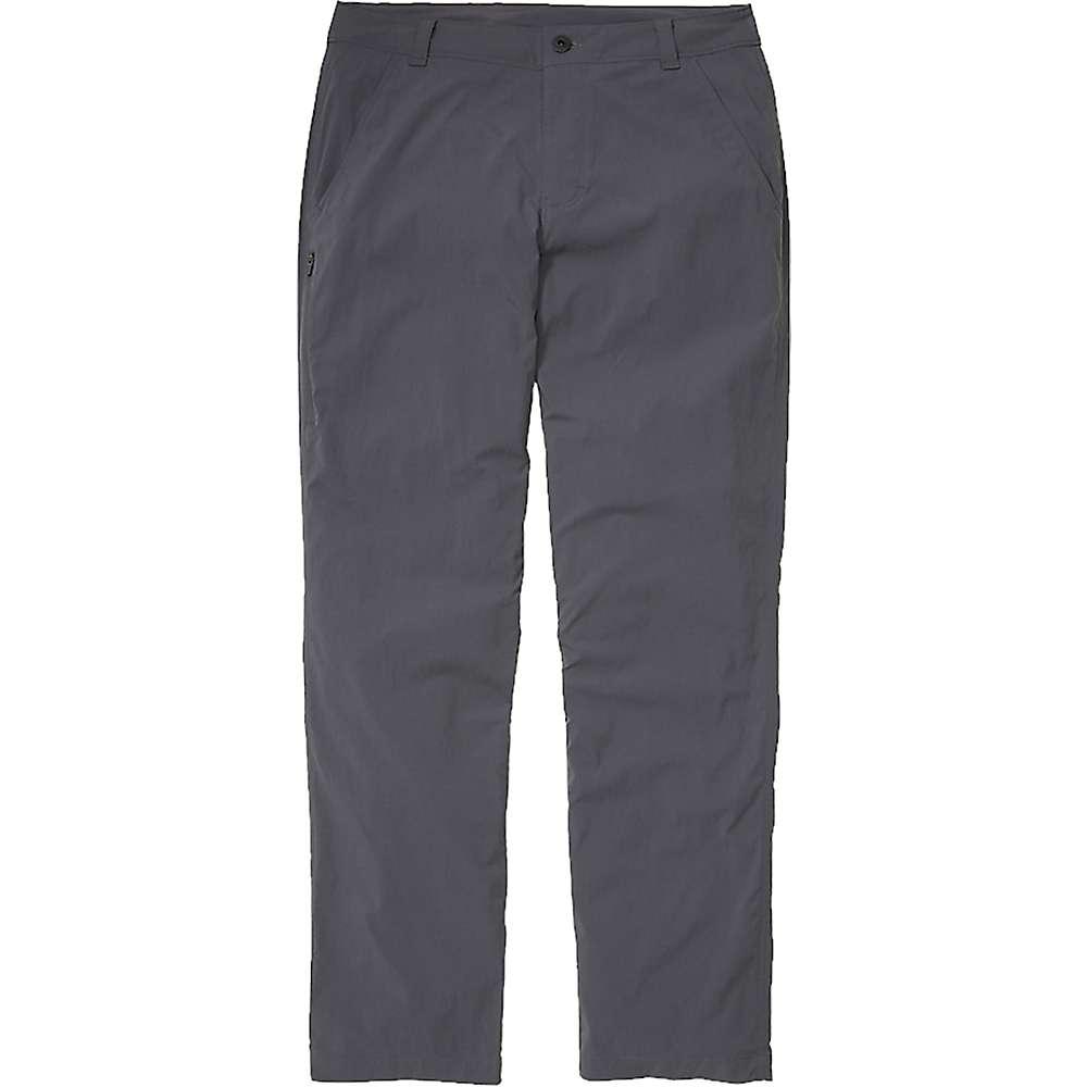 Discounts ExOfficio Mens Nomad Pant - 38x30 - Dark Steel
