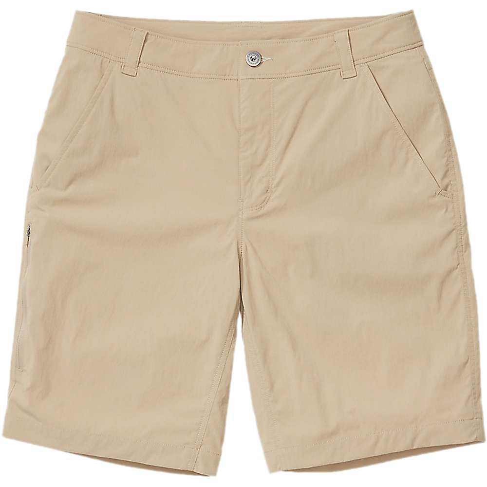 Discounts ExOfficio Mens Nomad Short - 34 - Tawny