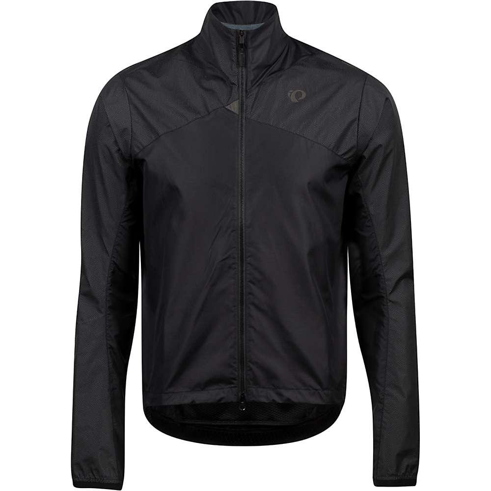 Cheap Pearl Izumi Mens Bioviz Barrier Jacket - Large - Black/Reflective Triad