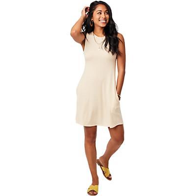 Carve Designs Payson Dress - Papaya Bayside Stripe - Women