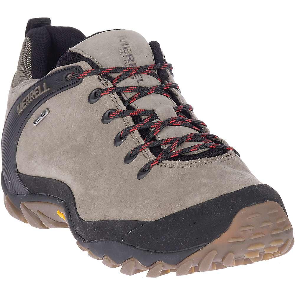 Merrell Men s Chameleon 8 LTR Waterproof Shoe 8 Boulder