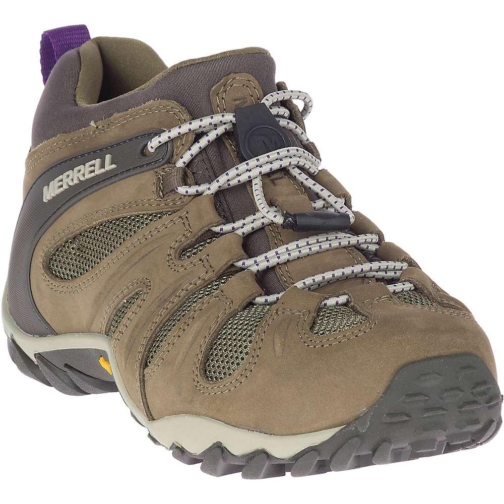 Merrell Women s Chameleon 8 Stretch Shoe 8 Olive