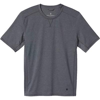 Royal Robbins Round Trip Drirelease SS Shirt - Asphalt Heather