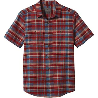 Royal Robbins Slab City Dobby SS Shirt - Cordwood