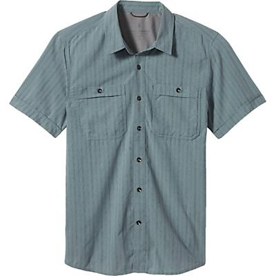 Royal Robbins Vista Dry SS Shirt - Light Pelican