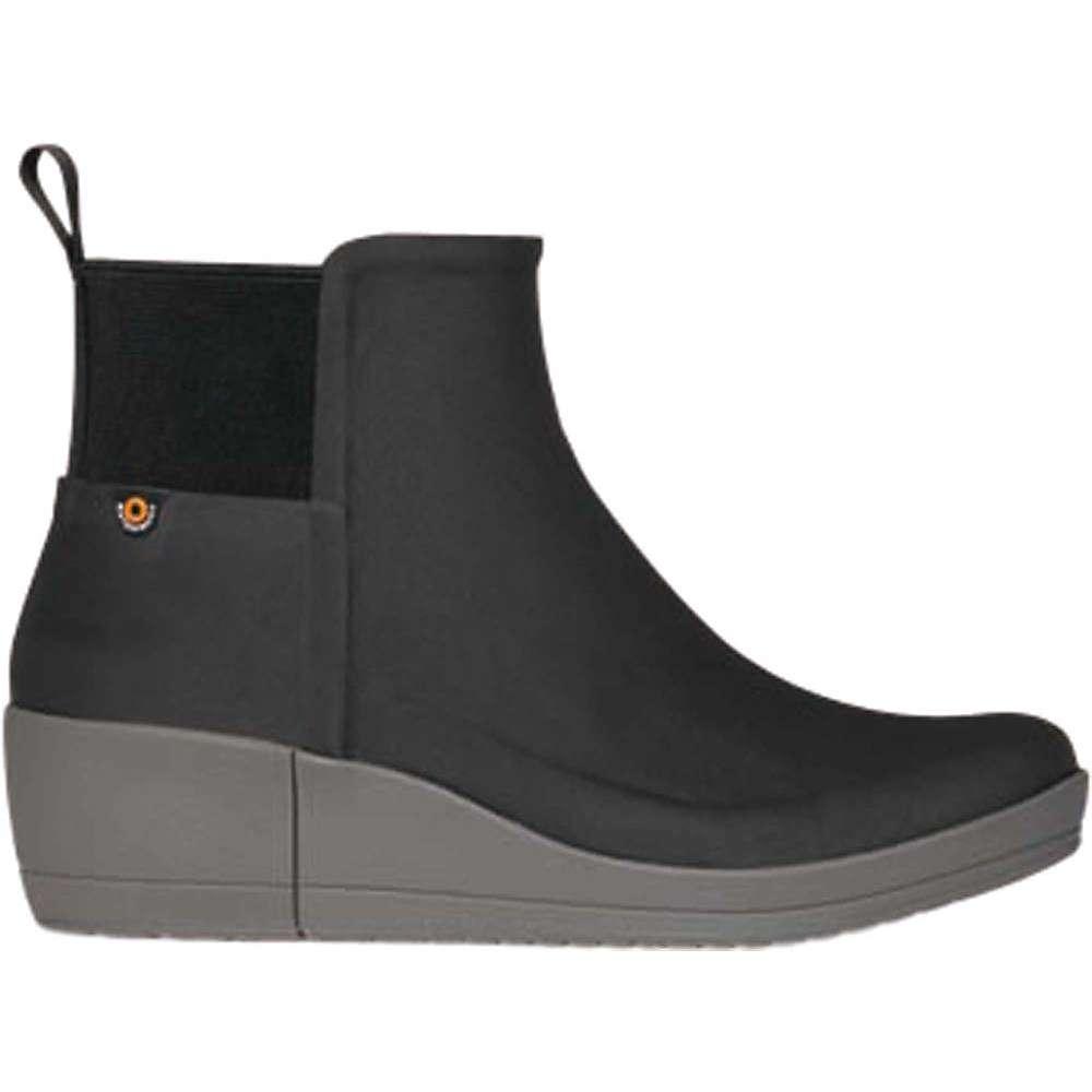 Cheap Bogs Womens Vista Wedge Boot - 11 - Black