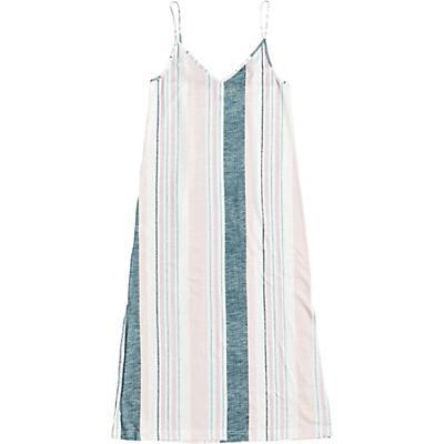 Roxy Avila Beach Dress - North Atlantic True Stripes - Women