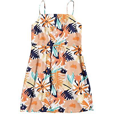 Roxy Sunny Weather Dress - Peach Blush Bright Skies - Women