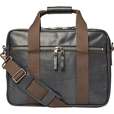 Filson Dawson Leather Travel Briefcase