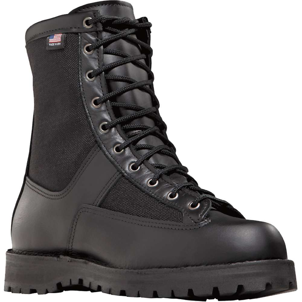 Danner Women's Acadia 8IN 400G Insulated GTX Boot - 5.5 - Black