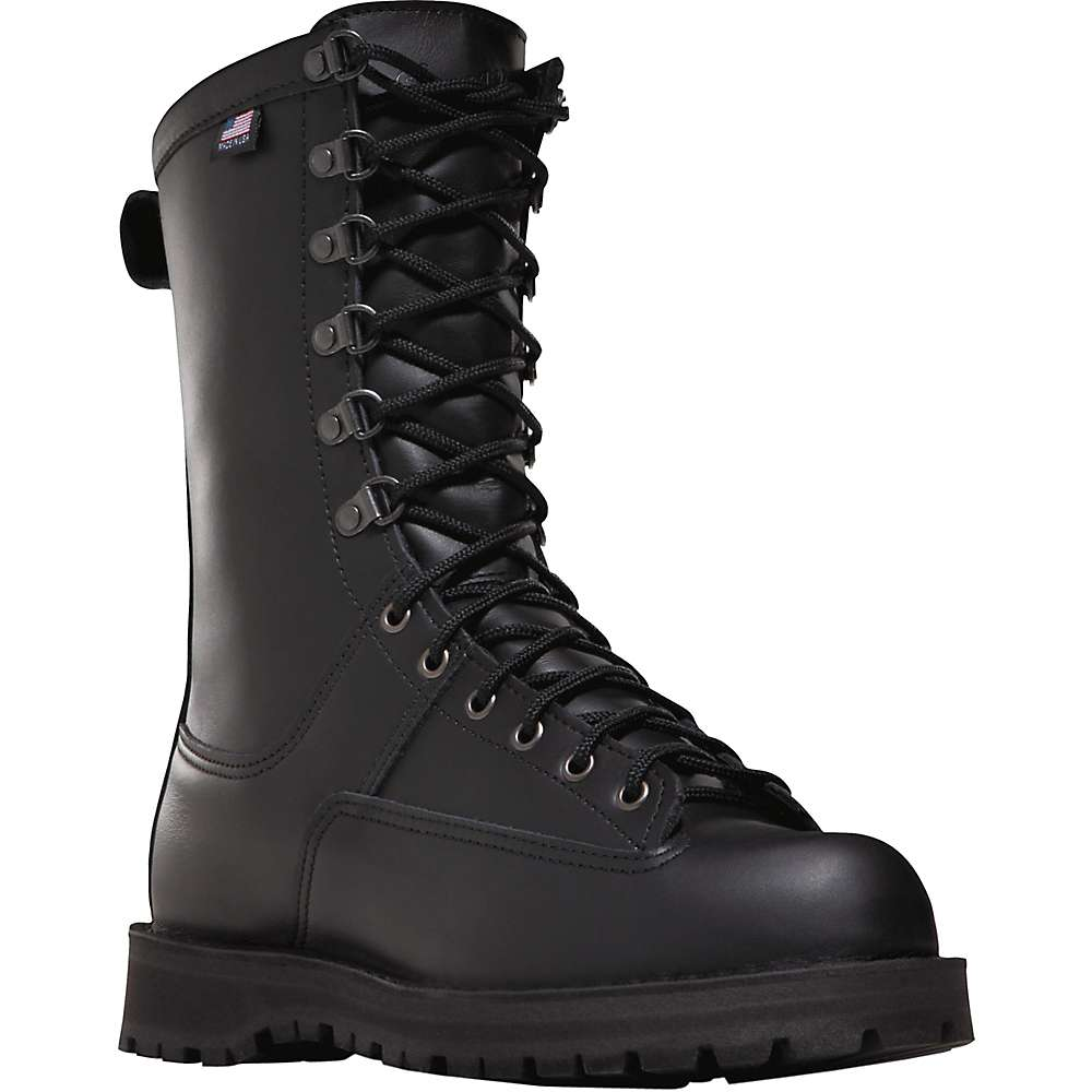 Danner Women's Fort Lewis 10IN GTX Boot - 8 - Black