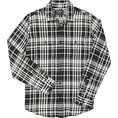 Filson Scout Shirt - Black / Cream Plaid - Men