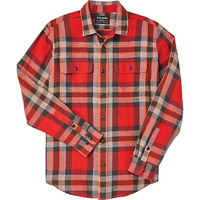 Filson Scout Shirt - Red / Black / Flame Plaid - Men