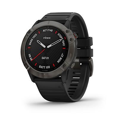 Garmin fenix 6X Sapphire Watch