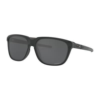 Oakley Anorak Sunglasses - Matte Black/Prizm Black