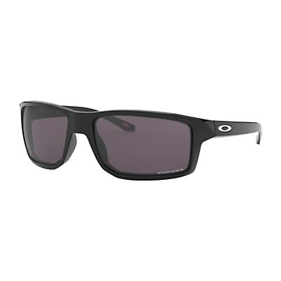 Oakley Gibston Sunglasses - Polished Black/Prizm Grey