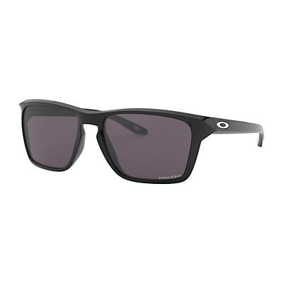 Oakley Sylas Sunglasses - Polished Black / Prizm Grey