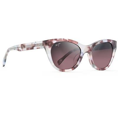 Maui Jim Capri Polarized Sunglasses - Purple Havana / Maui Rose