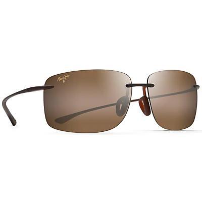 Maui Jim Hema Polarized Sunglasses - Matte Rootbeer / HCL Bronze