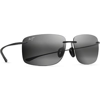 Maui Jim Hema Polarized Sunglasses - Matte Grey / Neutral Grey